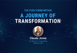 THE PUSH FROM WITHIN: A JOURNEY OF TRANSFORMATION