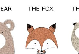 Find Your Totem Pole: The Bear, the Fox, and the Owl.